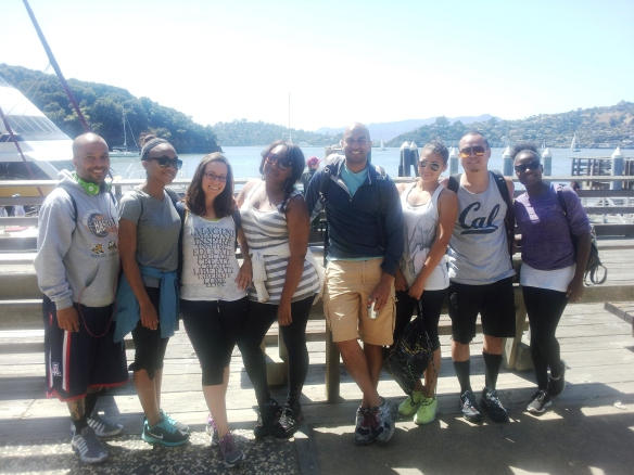 Angel Island group pic