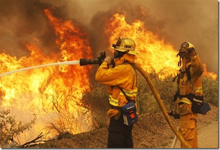 so cal fire fighters