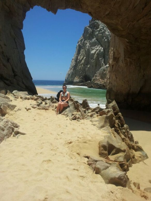 The Arch at Lover's Beach