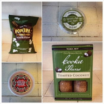 Trader Joe's snacks